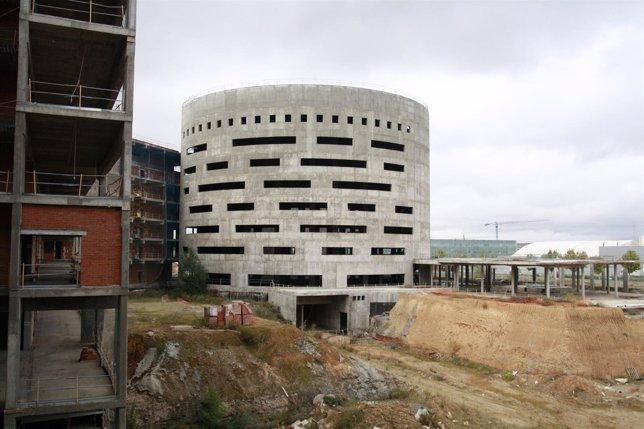 Obras, Toledo, Sanidad, Sescam, Hospital