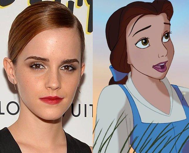 Emma Watson protagonizará La Bella y la Bestia