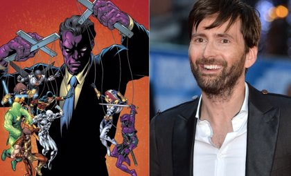 David Tennant (Doctor Who) será el villano de Jessica Jones