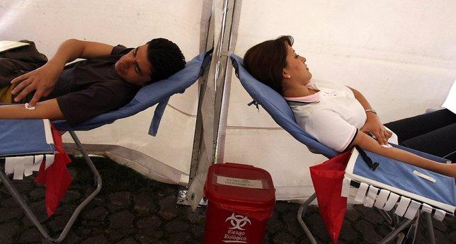 Cae la donación de sangre en Colombia por el Chikungunya