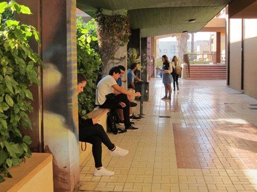 UMA, Universidad, Facultad, Filosofía y letras, estudiantes, Universitarios
