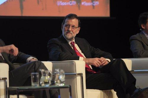 Mariano Rajoy en Fitur