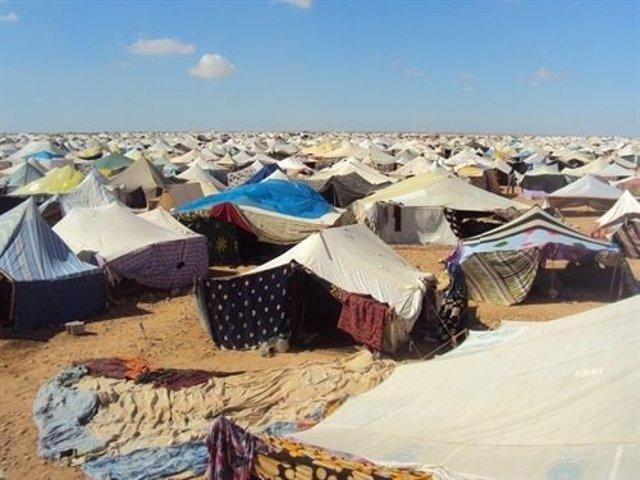 Campamento De Refugiados Del Sáhara Occidental