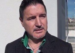 Jesús Diego Cota, mítico capitán del Rayo Vallecano