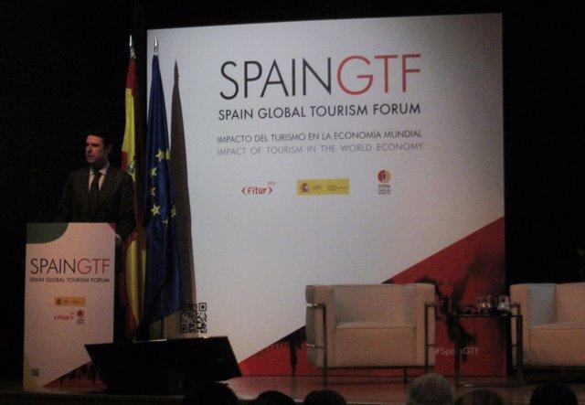 Clausura Spain Global Tourism Forum
