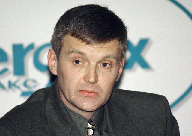 El Exagente De La KGB Alexander Litvinenko