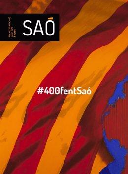 LA revista 'SAó' alcanza el número 400