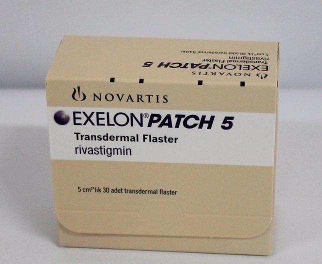 Novartis multada por vender más caro medicamento Exelon