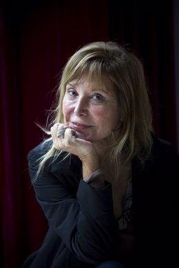 La escritora y periodista Pilar Eyre.