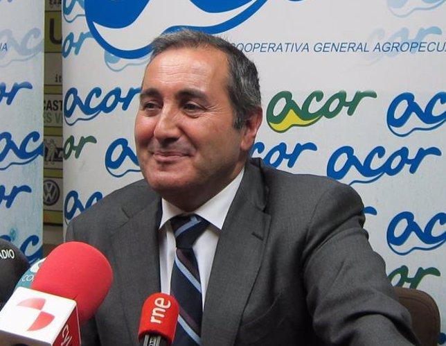El Presidente De Acor Tras La Asamblea General De Socios