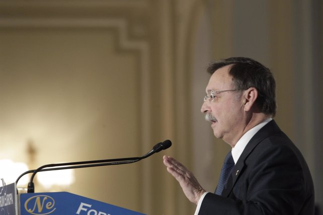Jesús Vivas Lara, presidente de Ceuta