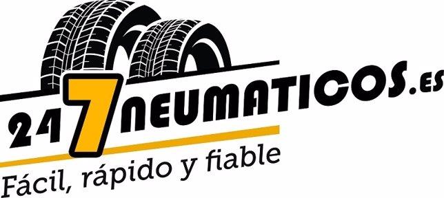 Logotipo de 247 Neumáticos