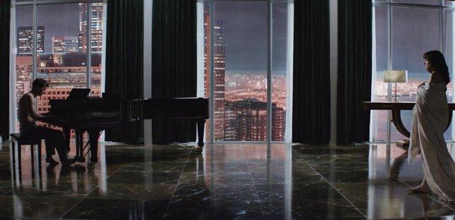 La balada de Sia para 50 Sombras de Grey