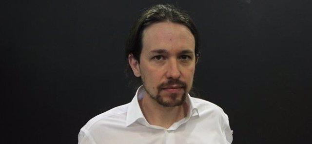El líder de Podemos, Pablo Iglesias (Archivo)