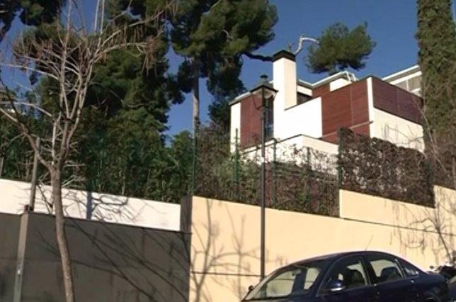 El palacete de PEdralbes podría ser embargado el juez Castro ultima los detalles