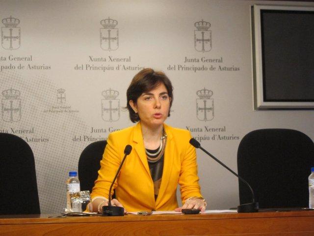 La diputada regional del PP, Emmma Ramos.