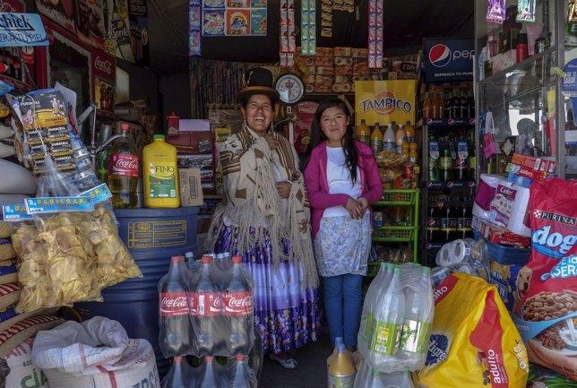 Bolivia economías