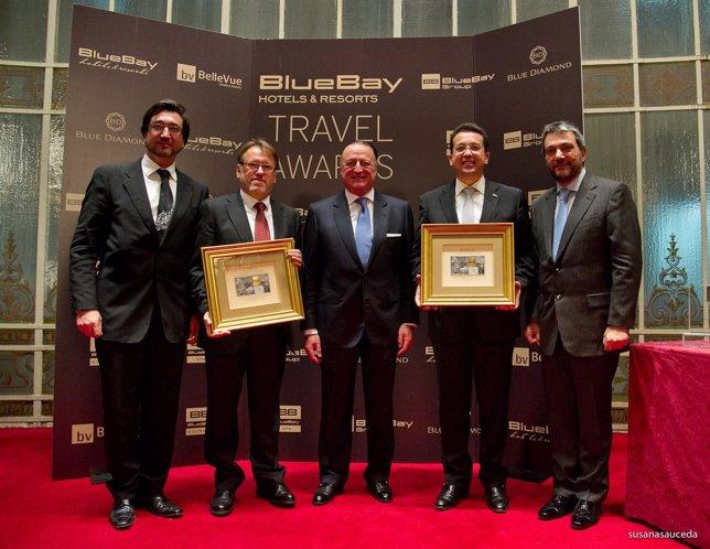 Bluebay Travel Awards 2015