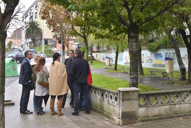 Parque de la calle Juan José Pérez del Molino