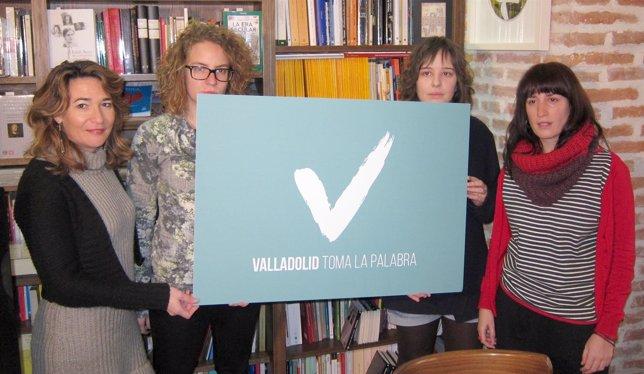 Presentación de la imagen de 'Valladolid Toma la Palabra'