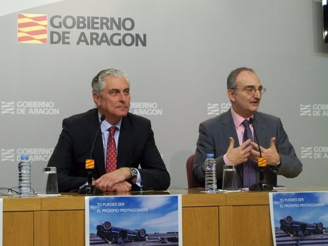 Antonio Suarez y Jesus Lopez Cabeza