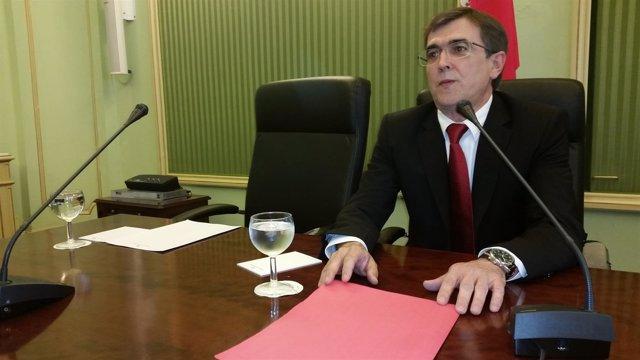El expresidente del Govern y senador socialista, Francesc Antich