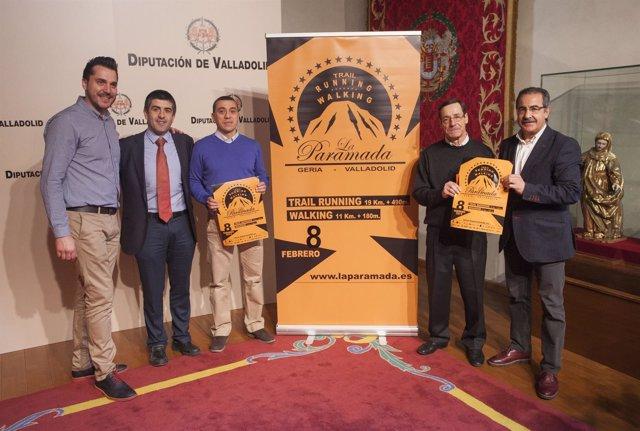 Presentación de 'La Paramada' de Geria (Valladolid)