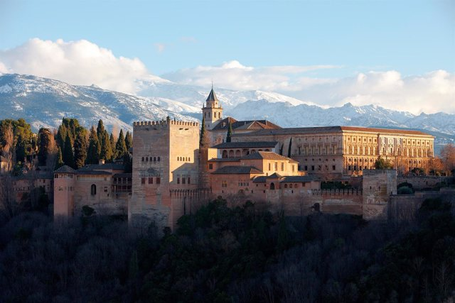 Panorámica Alhambra