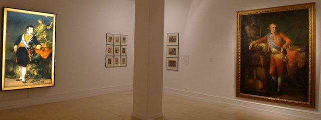Exposición sobre Goya en el MAS