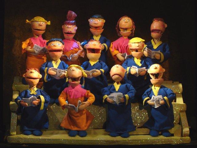 Imagen de la obra de teatro 'La inauguración'