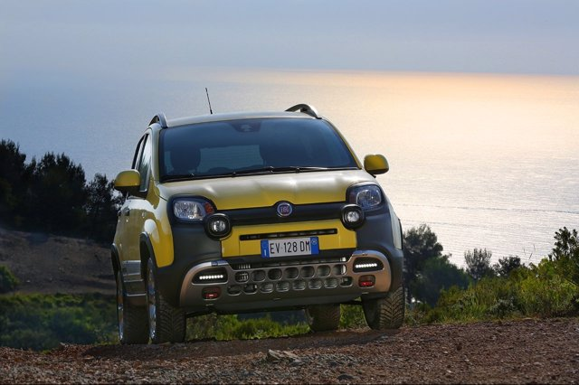 Fiat Pand Cross