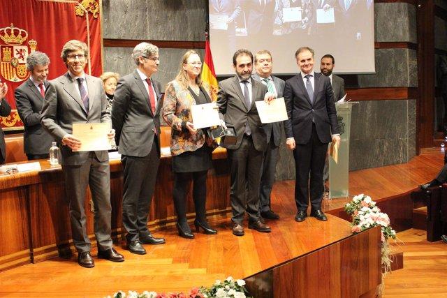 Premio Calidad de la Justicia para el Juzgado de Preferentes