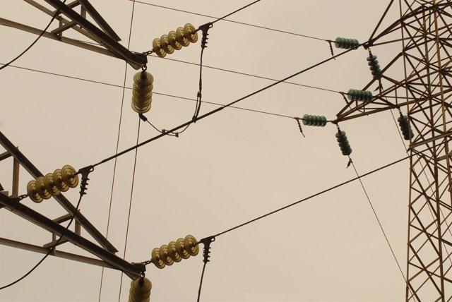 Recursos Electricidad. Tendido Eléctrico
