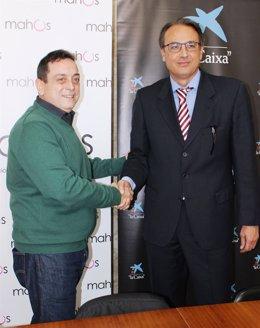 Acuerdo CaixaBank y hosteleros de Málaga