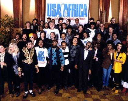 30 años de We are the World