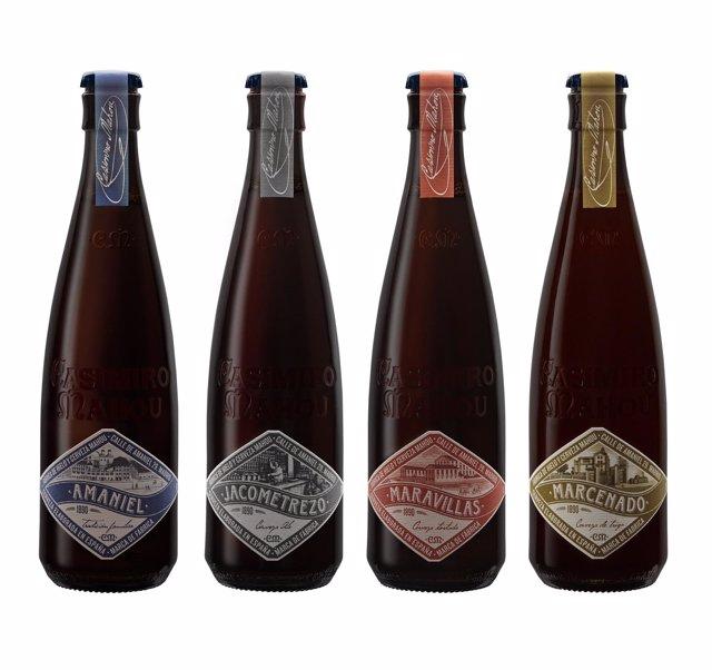 Casimiro Mahou cervezas