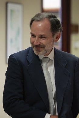 El subsecretario del Ministerio de la Presidencia, Jaime Pérez Renovales