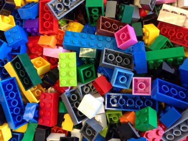 Programar Imitando Las Piezas De Lego