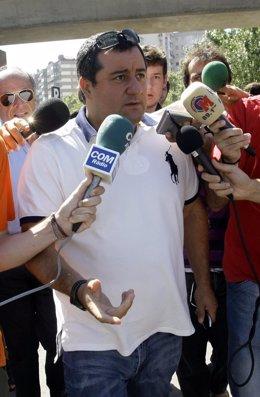 El agente de futbolistas Mino Raiola