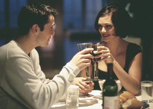No hay mejor manera para celebrar San Valentín que con una cena para dos