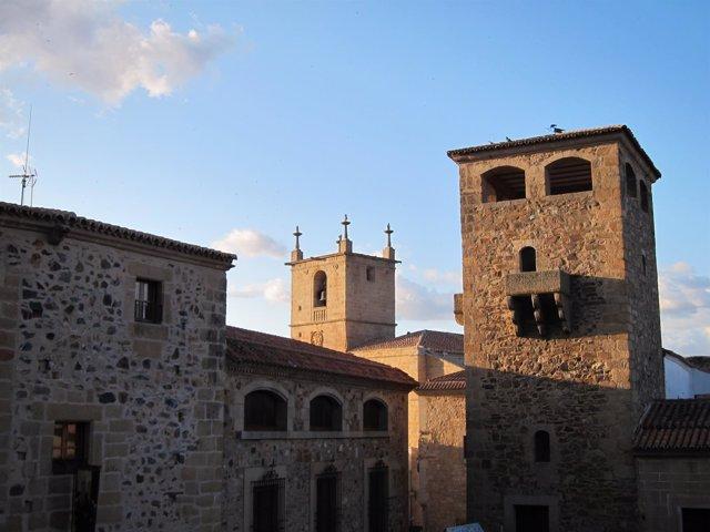 Casco Antiguo De Cáceres, Patrimonio De La Humanidad