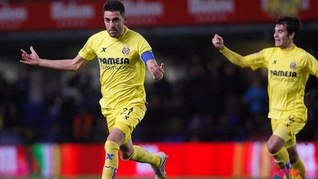 Bruno pone al Villarreal en el camino a semifinales
