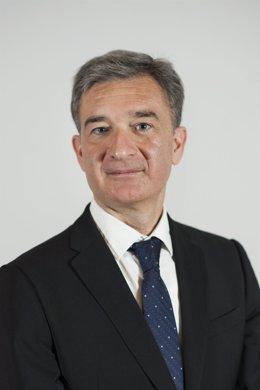 Víctor Iglesias Ruiz, consejero delegado de Ibercaja