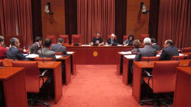Comisión de investigación sobre fraude en el Parlament