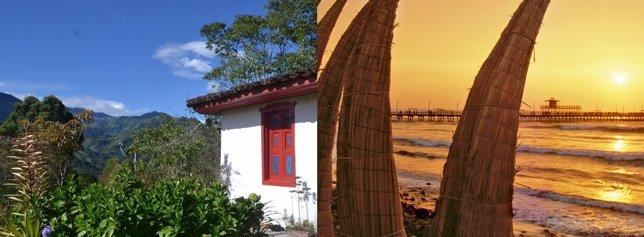 Perú y Colombia, premiadas en Fitur por la OMT