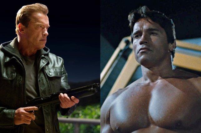 Arnold Schwarzenegger vs. Arnold Schwarzenegger