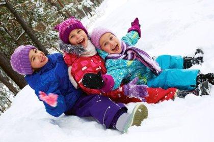 Consejos para un día en la nieve con niños