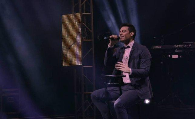 Carlos Rivera estrena vídeo para No eras para mí