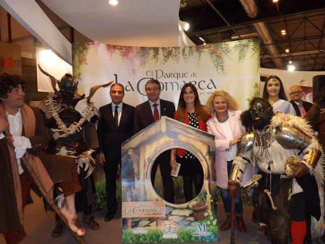 Presentación del Parque La comarca de Rincón inspirado en Tolkien