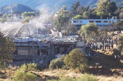 Al menos 14 los heridos graves por la explosión en un hospital infantil